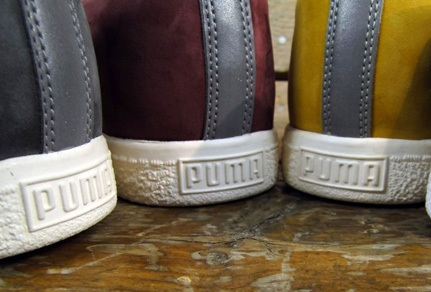 "Undefeated x Puma Clyde ""Stripe-Off 3M"""