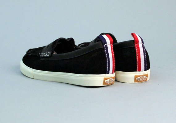 21a26c9575fb Vans CA Penny Loafer Spring 2012 Collection - Now Available ...