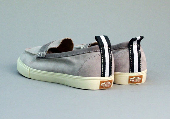 Vans CA Penny Loafer Spring 2012 Collection - Now Available