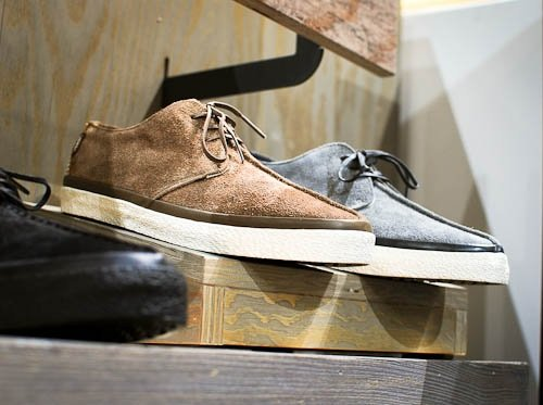 Vans CA Split Seam Chukka - Fall 2012