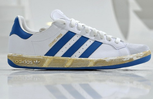 adidas Originals Grand Prix Preview - Fall/Winter 2012