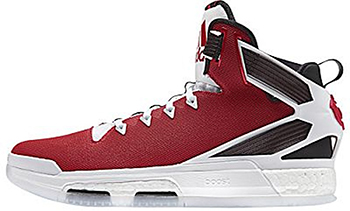 adidas D Rose 6 Boost Scarlet Red Home