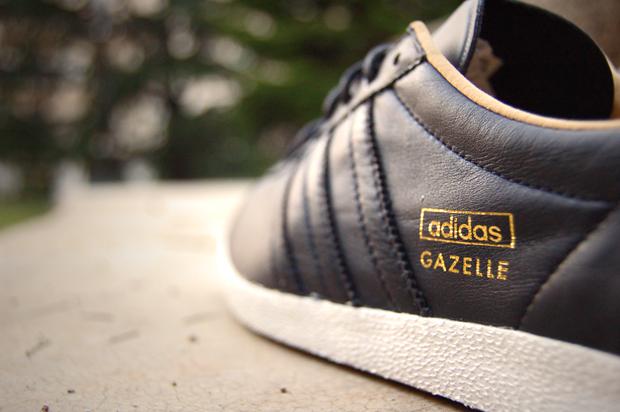 adidas Originals Gazelle Vintage Leather Pack - Spring 2012