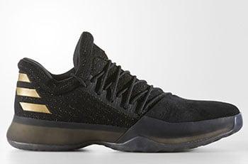 adidas Harden Vol 1 Imma Be a Star Black Gold