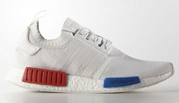 adidas NMD OG White Red Blue