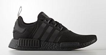 adidas NMD Triple Black Mesh