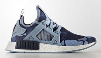 adidas NMD XR1 Blue Camo