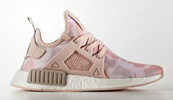 adidas NMD XR1 Pink Camo