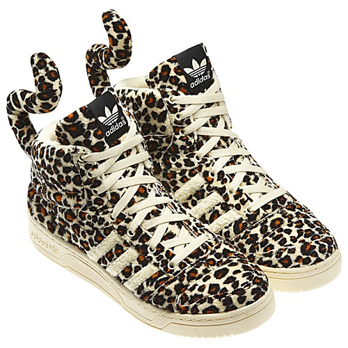 Jeremy Scott Adidas Leopard Tail