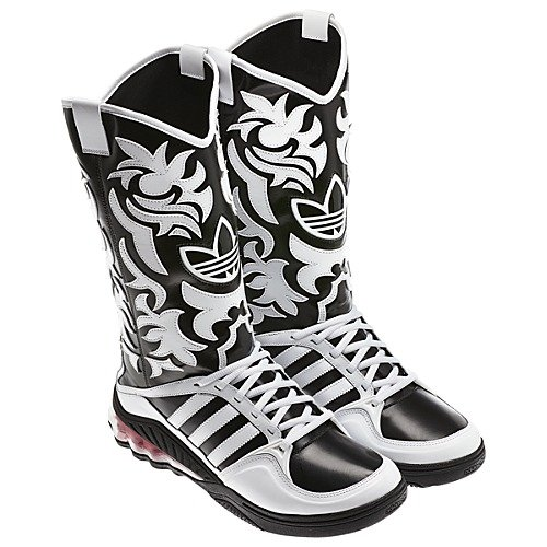 adidas Originals by Jeremy Scott MEGA Soft Cell Boots - Now Available