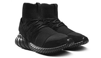 adidas Tubular Doom Tonal Black