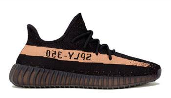 adidas Yeezy 350 Boost V2 Black Copper