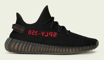 adidas Yeezy Boost 350 V2 Bred Release Date