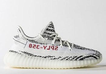 adidas Yeezy Boost 350 V2 Zebra Release Date