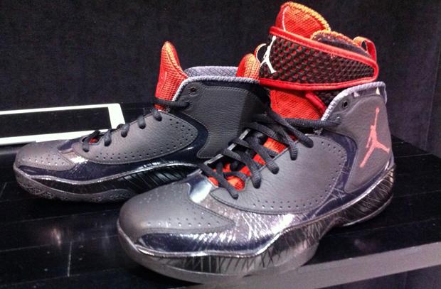 Air Jordan 2012 Deluxe 'Black/Sport Red