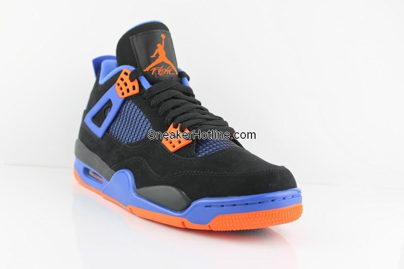 Air Jordan IV (4) 'New York Knicks' - Another Look