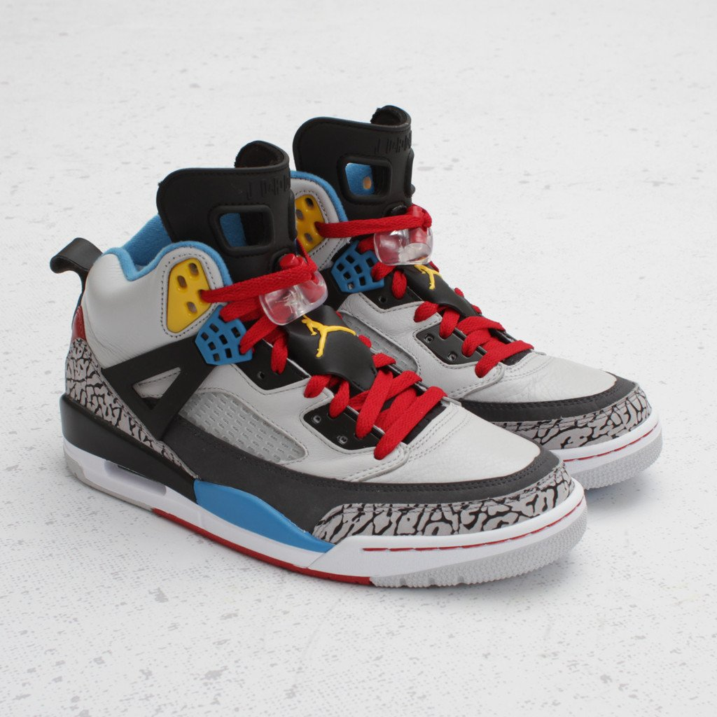 the best attitude 29e63 c8c4d Air Jordan Spiz ike  Bordeaux  - One Last Look
