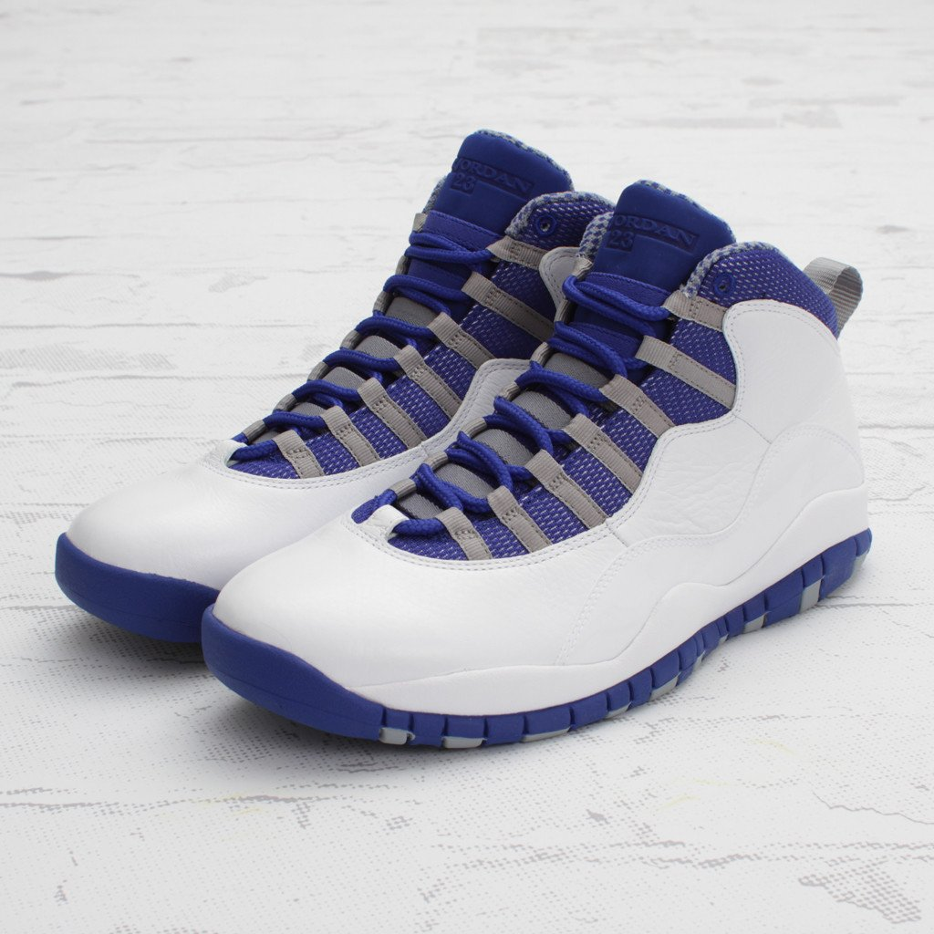de0730746b40 good Air Jordan X 10 TXT Old Royal Another Look - ramseyequipment.com