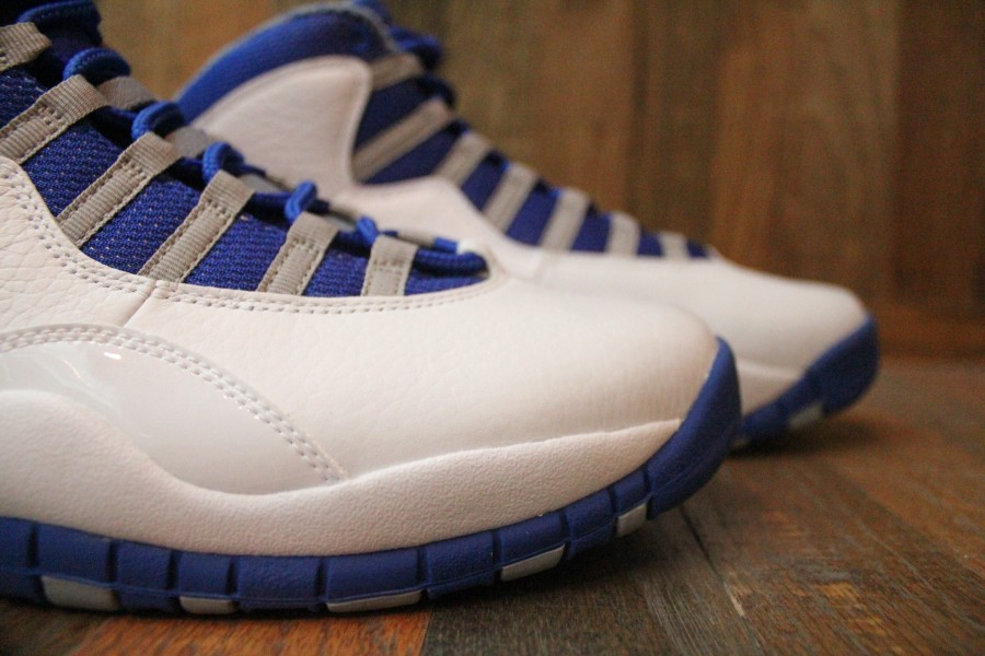 Air Jordan X (10) TXT  Old Royal  - One Last Look  5c49da9359aa