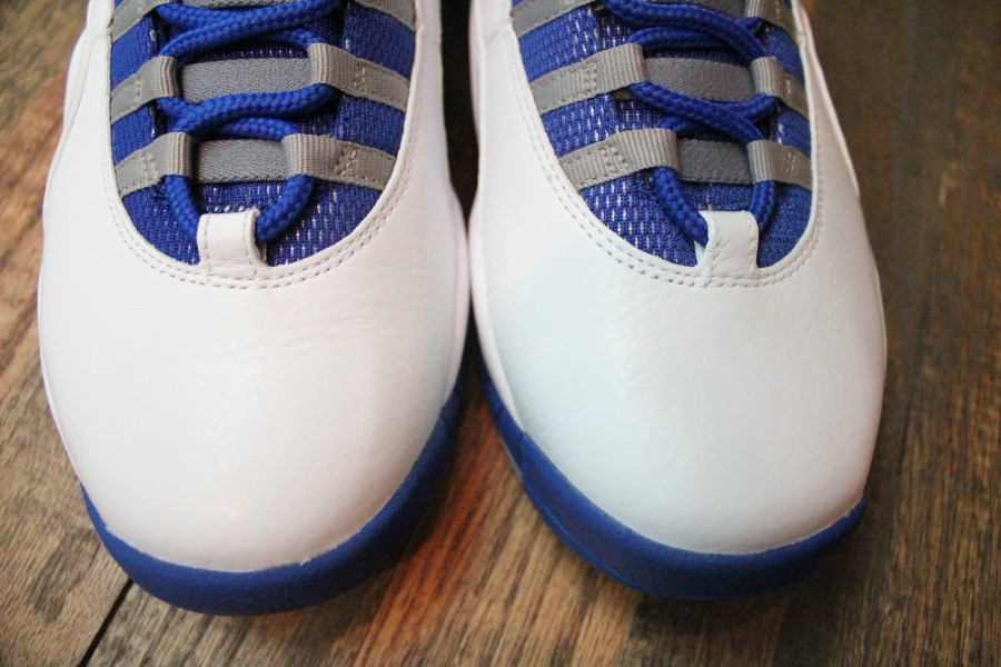 Air Jordan X (10) TXT 'Old Royal' - One Last Look