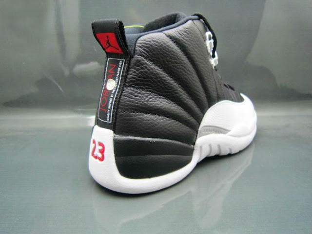 Air Jordan XII (12) 'Playoffs' - Another Look