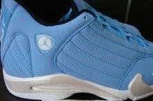 """Air Jordan XIV (14) """"Pantone"""" Sample"""