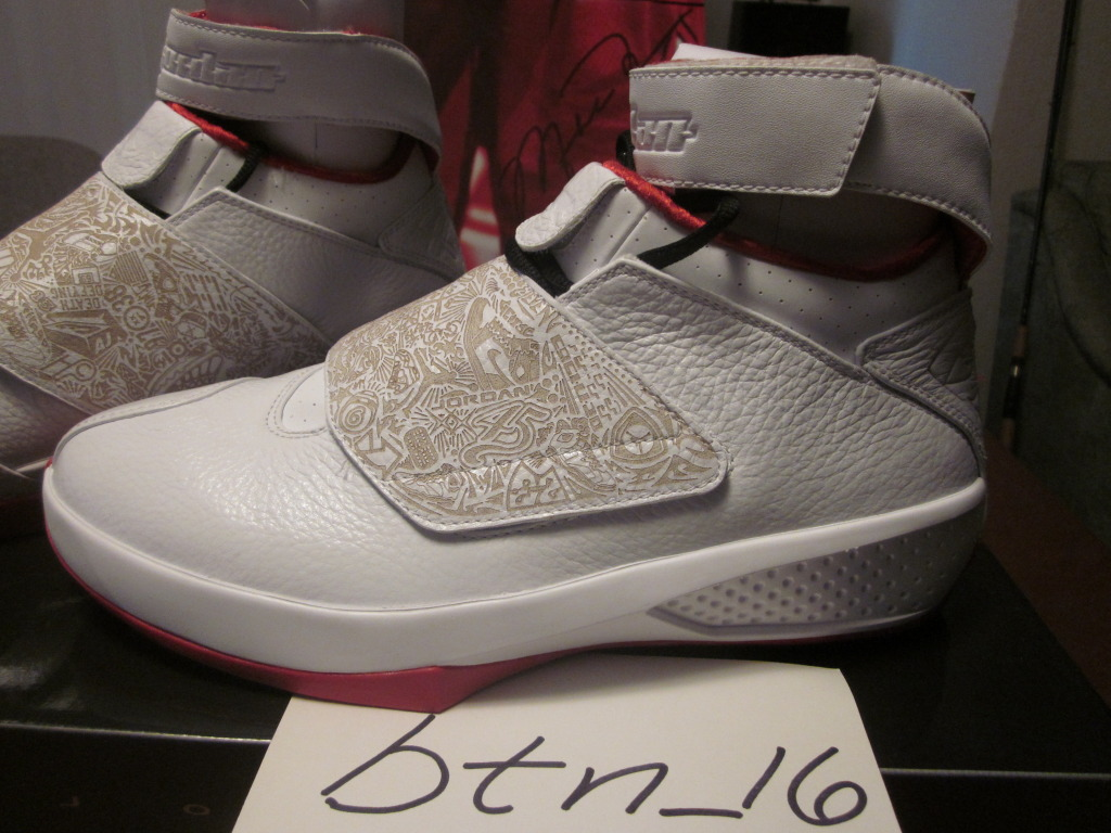 Air Jordan XX (20) 'History of Flight' Sample