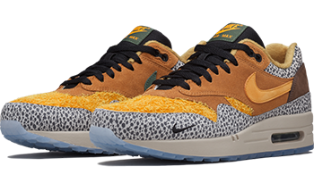 atmos Nike Air Max 1 Safari Retro