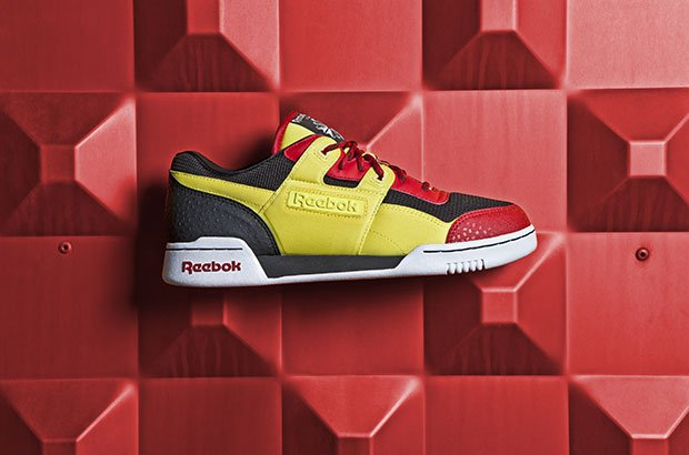 Beatnic x Reebok Workout '25th Anniversary'