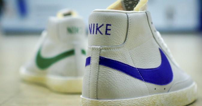 Nike Blazer High Premium size? Exclusive
