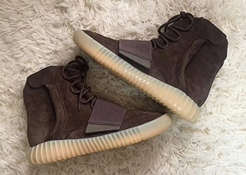 Brown Yeezy 750 Boost