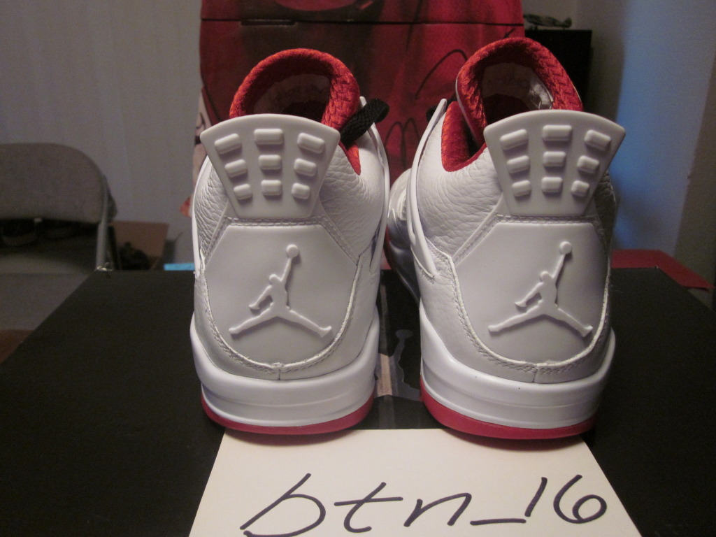 Air Jordan IV (4) 'History of Flight' Sample
