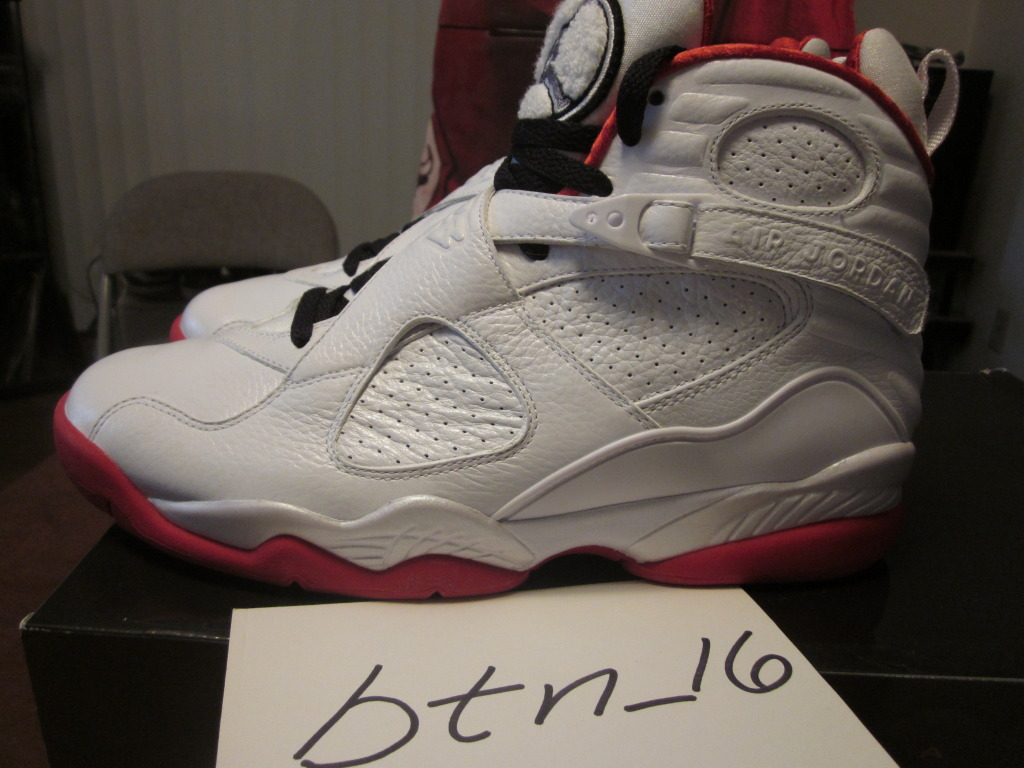 Air Jordan VIII (8) 'History of Flight' Sample