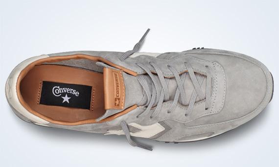 Converse Aukland Racer 'Grey' - Spring 2012