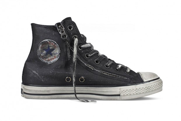 Converse John Varvatos Chuck Taylor All-Star Canvas Double Zip 'Beluga'