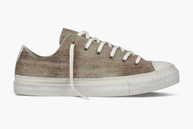Converse Chuck Taylor All-Star Low Premium Linen