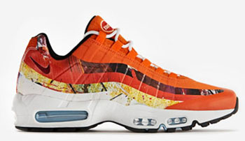 Dave White x Nike Air Max 95 Fox
