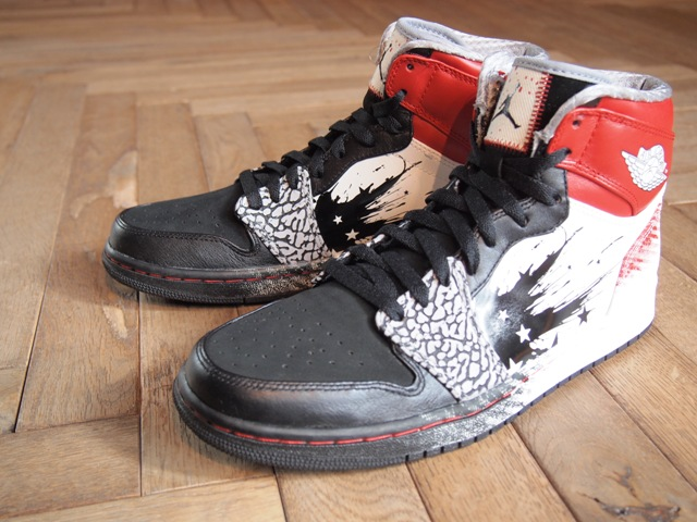 Dave White x Air Jordan 1 'WINGS For The Future' - Another Look