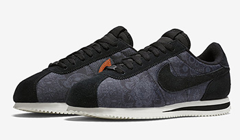 Day of the Dead Nike Cortez Release Date