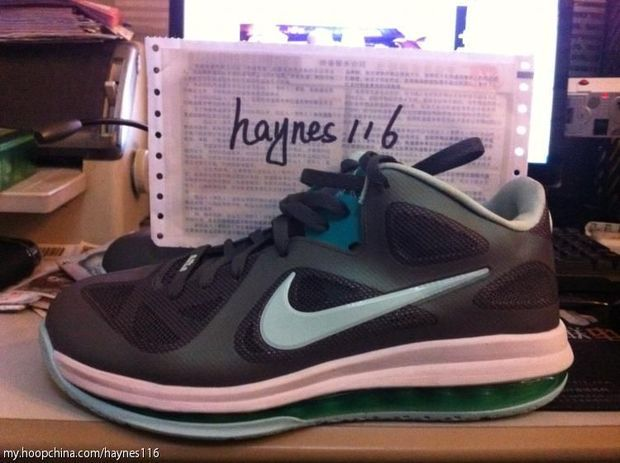 Nike LeBron 9 Low 'Easter' - More Images