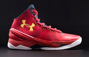 Under Armour Curry 2 Floor General Release Date