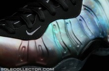 Nike Air Foamposite One 'Galaxy' Original Sample