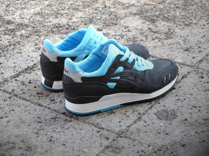 Solebox x asics Gel Lyte III Unveiled