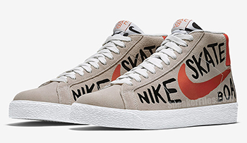 Geoff McFetridge Nike SB Blazer Release Date