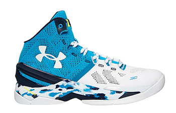 Under Armour Curry 2 Haight Street Release