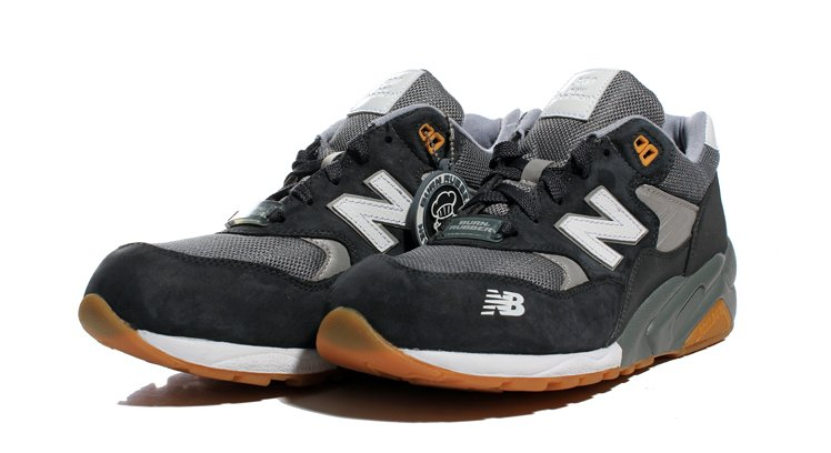 Burn Rubber x New Balance MT580 'Blue Collar' - Now Available