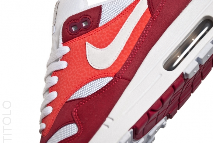 Nike Air Max 1  Legacy Red   ac8a9cee05