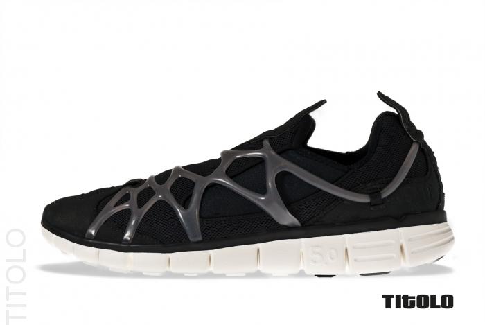 Nike Kukini Free 'Black/Anthracite-Sail'