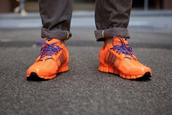 adidas Originals by David Beckham adiMEGA Torsion Flex CC - On Foot
