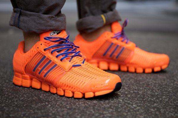adidas Originals by David Beckham adiMEGA Torsion Flex CC - On Foot